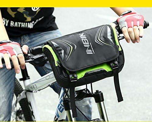 INBIKE avant sacoche de vélo Bracket Quick Release haute capacité ...