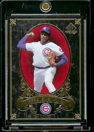 - 2007 Upper Deck SP Legendary Cuts # 17 Fergie Jenkins - Cubs - Baseball Trading Card
