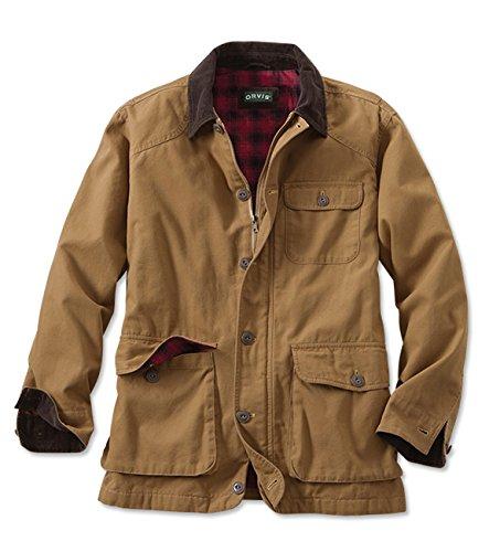 Orvis Men's Classic Barn Coat, Tobacco, Xx Large