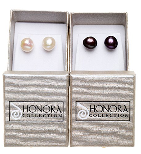 Honora Freshwater Pearl Pierce