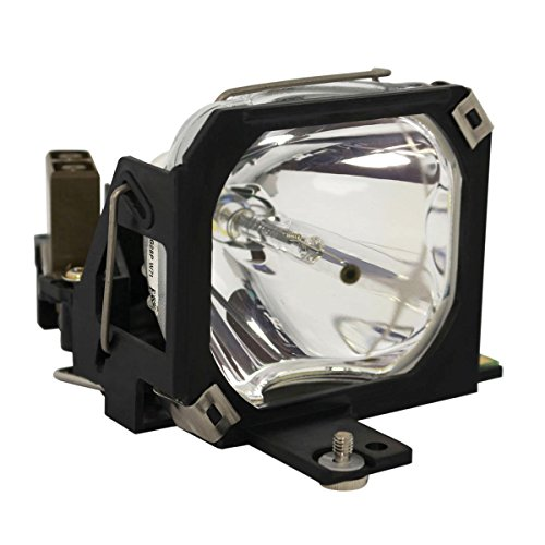 Kingoo Projector Lamp For EPSON EMP 7550C ELPLP07 V13H010L07 Projector Replacement Lamp & Housing - By Kingoo