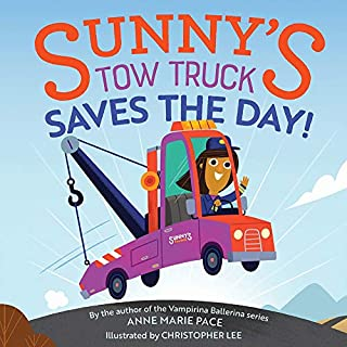 Book Cover: Sunny's Tow Truck Saves the Day!