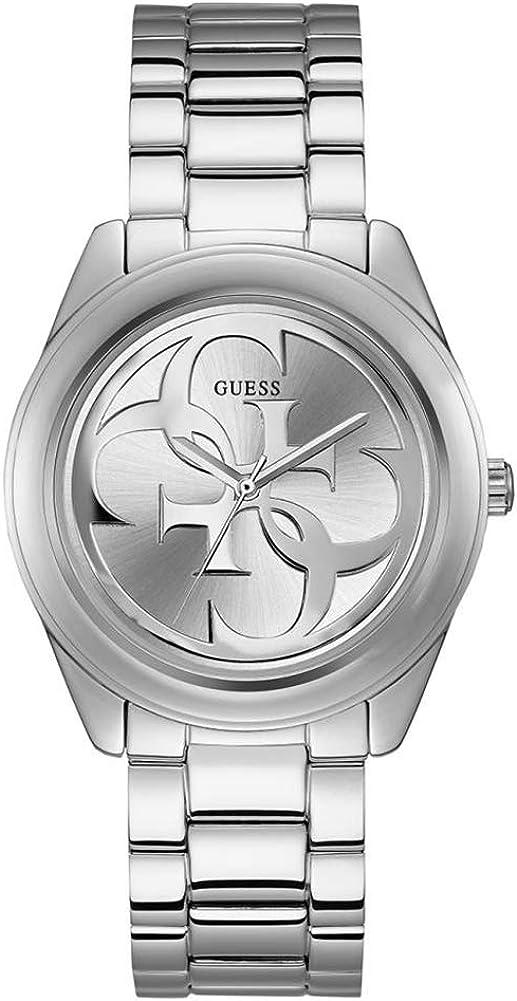 Guess - Reloj analógico para Mujer con Correa de Acero Inoxidable