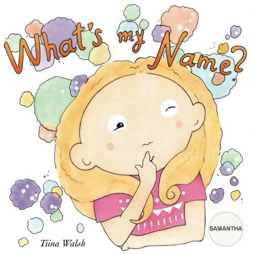 Read Online What's my name? SAMANTHA pdf epub