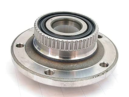 Amazon com: BMW e36 e46 e85 z3 FRONT Wheel Hub + Bearing OEM