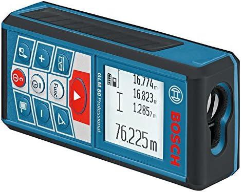 Laser Entfernungsmesser Mit Usb Anschluss : Bosch professional laser entfernungsmesser glm 80 0 05 m