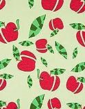 Leveret Kids Organic Cotton Apple Baby Boys Girls