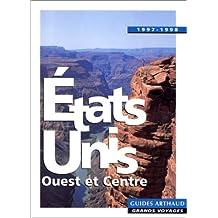 ETATS-UNIS OUEST CENTRE 1998