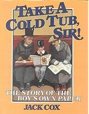 Take a Cold Tub, Sir