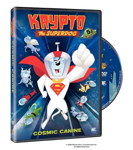 Krypto The Superdog Vol. 1: Cosmic Canine - Cosmic Eye