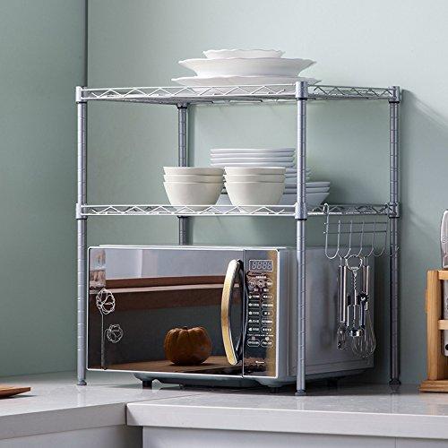 Muebles de cocina Estante de cocina Doble Horno de ...