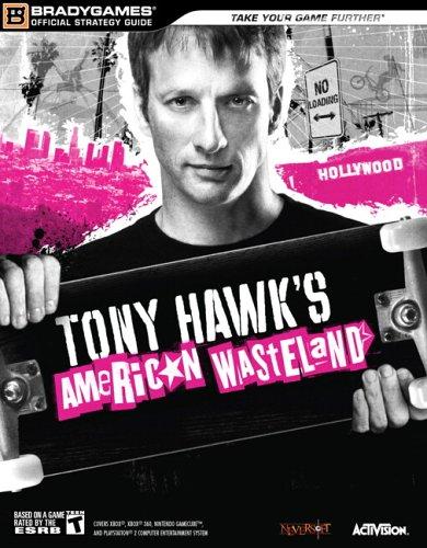 Read Online Tony Hawk's American Wasteland(tm) Official Strategy Guide (Official Strategy Guides (Bradygames)) pdf