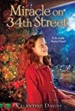 Front cover for the book Miracle on 34th Street by Valentine Davies