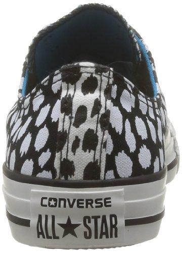 Taylor Print Optical Chuck donna Converse White Ani Sneaker Ox 5pF6wtqxO