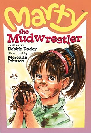 book cover of Marty the Mudwrestler