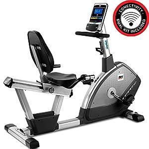 51NX25BE lL. SS300 BH Fitness ITFR ERGO - Biciclette da ginnastica unisex, taglia L, colore: Argento/Grigio