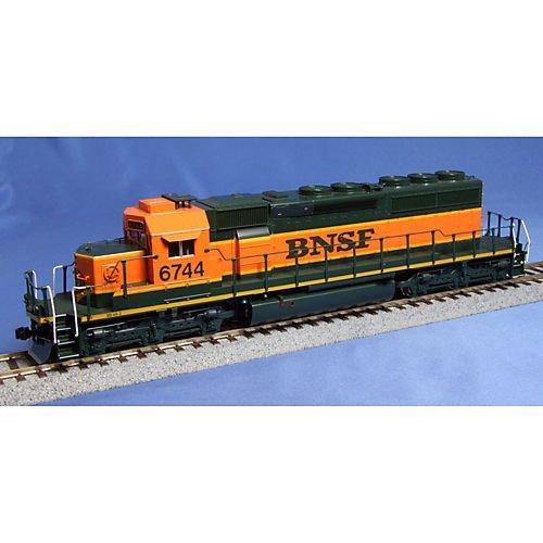 Kato HO Scale RTR SD40-2, BNSF #6744 ()