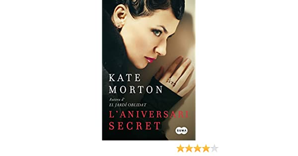 Laniversari secret (Catalan Edition) eBook: Kate Morton: Amazon.es: Tienda Kindle