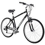 Diamondback Bicycles 2016 Edgewood Complete Hybrid Bike, Dark Green