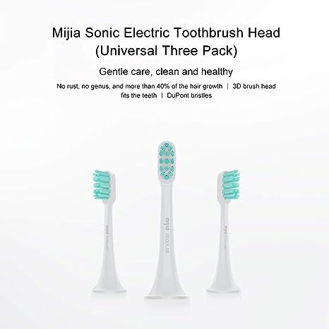per Mijia Electric Toothbrush Head, testa per spazzolino