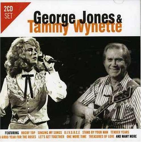 George Jones & Tammy Wynette                                                                                                                                                                                                                                                    <span class=
