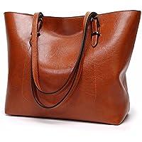 ToLFE Womens Purses and Handbags Ladies Designer Shoulder Bags Satchel Tote Bag
