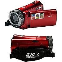 HM 2.7 TFT LCD 16MP HD 720P Digital Video Recorder Camera 16x Digital ZOOM DV,Red