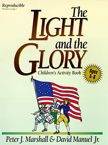 The Light and the Glory : Children's Activity Book (Providence Four Light)