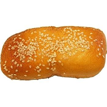 57be1c910db Amazon.com: Sesame Dinner Roll Fake Bread: Home & Kitchen