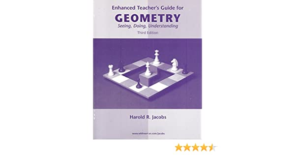 Amazon enhanced teachers guide for geometry seeing doing amazon enhanced teachers guide for geometry seeing doing understanding 3rd edition harold r jacobs health personal care fandeluxe Images