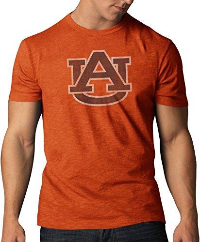 ('47 Men's NCAA   Auburn Tigers Basic Scrum T-Shirt, Medium)