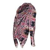 Etro Womens 1001045531 Multicolor Wool Shawl