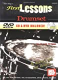 First Lessons Drumset, Frank Briggs, 0786620730