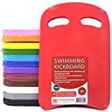 VIAHART Purple Adult Swimming Kickboard (Pack of 1) for Adults and Children