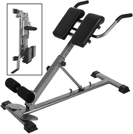 11 in 1 Rückentrainer Bauchtrainer Rückenstrecker Hyperextension Fitness Gerät