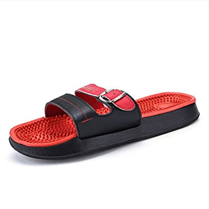6020538c5e0f Amazon.com  New Summer Word flip-Flop Men s Indoor and Outdoor wear ...
