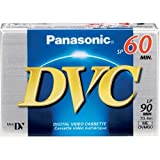 panasonic dv player - PANASONIC DVM-60EJ Mini Digital Videocassette