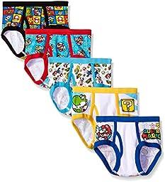 Handcraft Little Boys\' Mario, Assorted, 6 (Pack of 5)