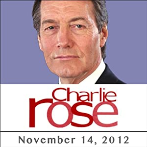 Charlie Rose: Julianna Goldman, Martha Raddatz, Suraj Sharma, Irrfan Khan, and Ang Lee, November 14, 2012 Radio/TV Program