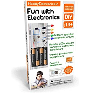 Deepak enterprise electronics project maker kit amazon office deepak enterprise do it yourself electronics and circuits educational learning kit solutioingenieria Gallery