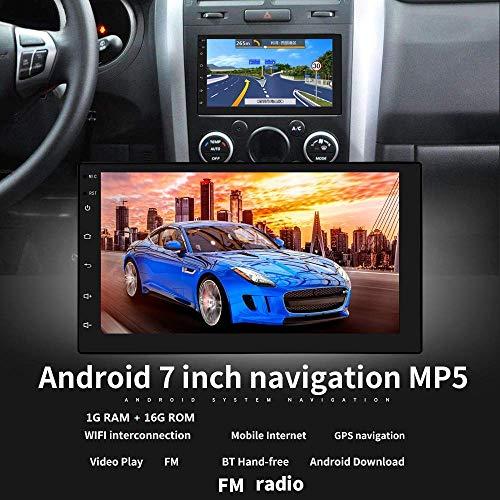 Android 81 Car Radio Ram 1gb Rom 16gb Android 7 Pulgadas 2din Universal Car Radio Autoradio Gps Multimedia Unit Player