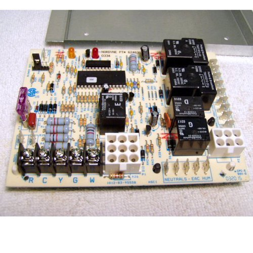 Image of OEM Upgraded Replacement for Tappan Furnace Control Circuit Board 903106