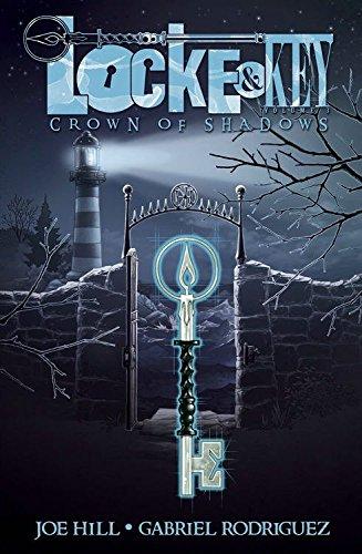 Locke & Key, Vol. 3: Crown of Shadows (Best Haunted Houses In Massachusetts)