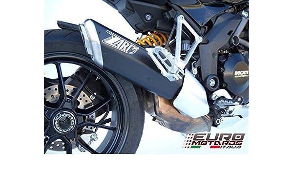 Amazon.com: Ducati Multistrada 1200 Zard Exhaust Full System ...