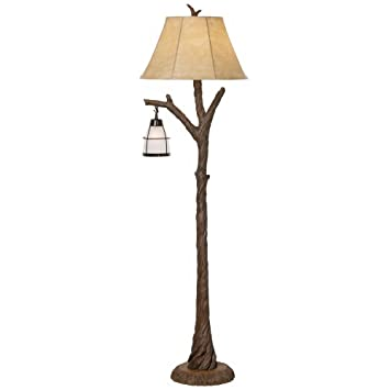Amazon hanging lantern floor lamp office products hanging lantern floor lamp mozeypictures Gallery