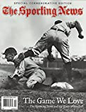 img - for The Game We Love Sporting News and 125 Years of Baseball (Softcover) book / textbook / text book
