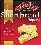 Paterson's Shortbread Fingers (3 Pack)