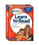 Hooked on Phonics Learn to Read Pre-K Complete, Sandviks HOP, Inc. Staff, 1604991402
