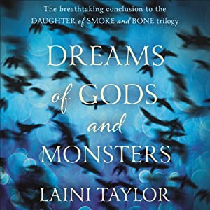 Dreams of Gods and Monsters Audiobook