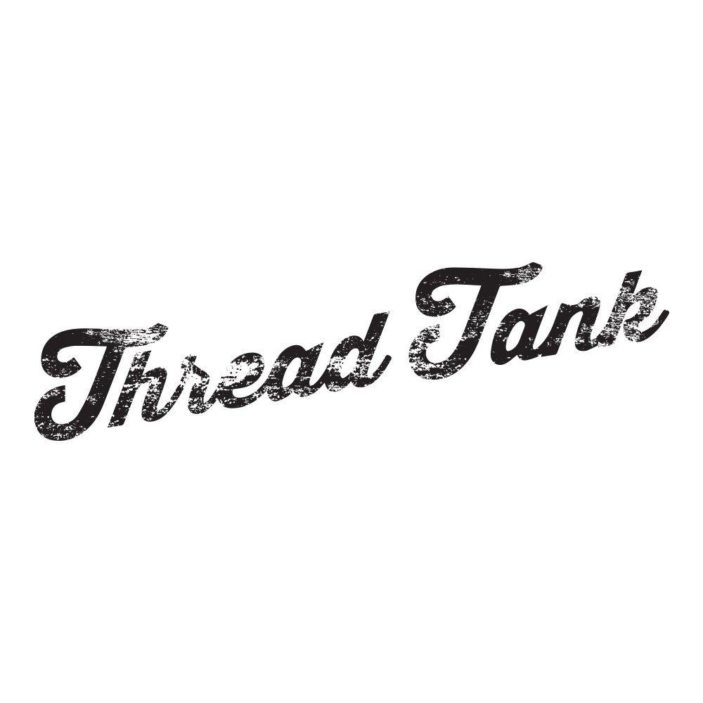 Mama Llama Women's Fashion Relaxed V-Neck T-Shirt Tee Heather Grey X-Large by Thread Tank (Image #6)